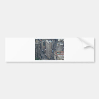 New York Photograph Bumper Stickers