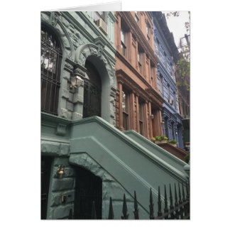New York Photography Architecture Upper West Side Card