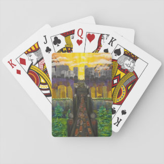 New York Playing Cards
