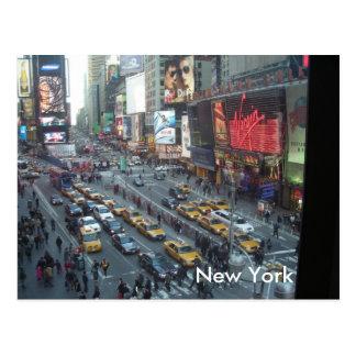 New York Post Card