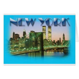 NEW YORK POSTCARD.JPG CARD