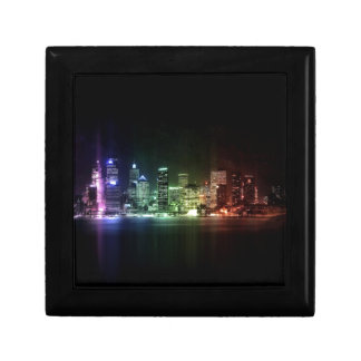 New York Rainbow collection Trinket Boxes
