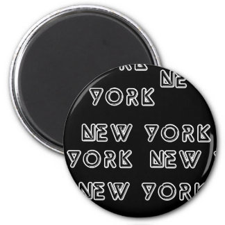 NEW YORK REPEAT MAGNET