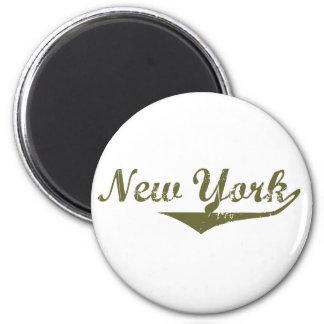 New York Revolution t shirts Fridge Magnet