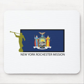 NEW YORK ROCHESTER MISSION LDS CTR MOUSE PAD