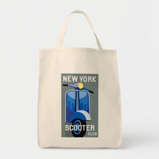 New York Scooter Club Sack