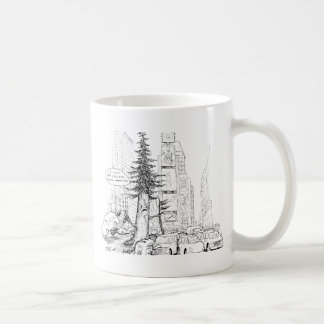 New York Sequoia Coffee Mug