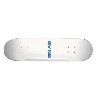 New York Skateboard Decks
