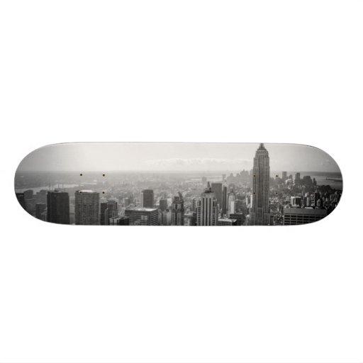 New York Skate Decks