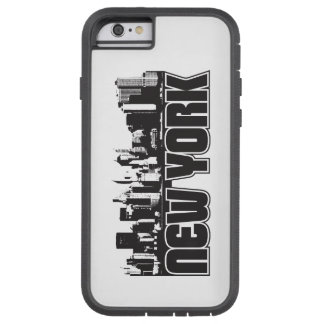 New York Skyline Tough Xtreme iPhone 6 Case