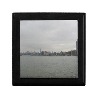 New York Skyline Keepsake Boxes
