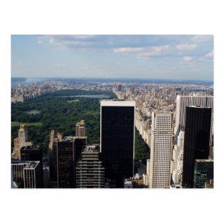 New York Skyline I Postcard