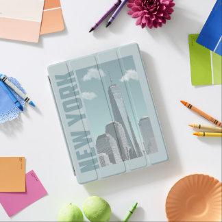 New York Skyline iPad Cover