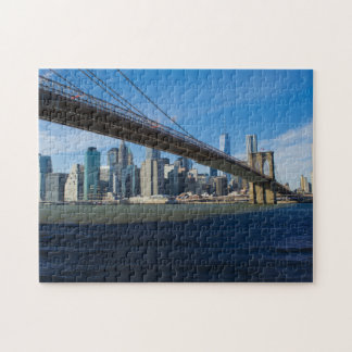 New York Skyline. Jigsaw Puzzle