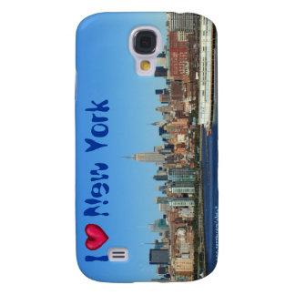 New York skyline photography i phone case design Galaxy S4 Case