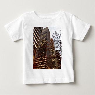 New York Skyscrapers at Dusk T Shirt