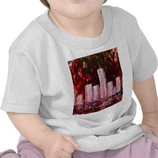 New York Skyscrapers Infant Tee Shirt