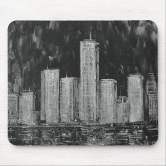 New York Skyscrapers Mousepad