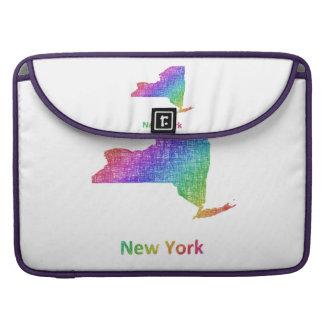 New York Sleeve For MacBooks