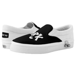 New York Slip On Sneakers
