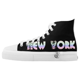 New York sneakers' for sale ! Printed Shoes