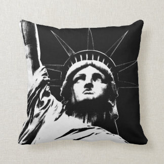 New York Souvenir NY Statue of Liberty Pillow