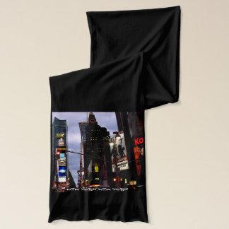 New York Souvenir Scarf Personalized NYC Scarf