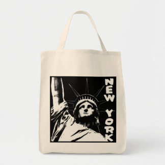 New York  Souvenir Tote Bag Statue of Liberty Gift