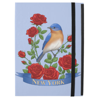 "New York State Bird and Flower iPad Pro 12.9"" Case"