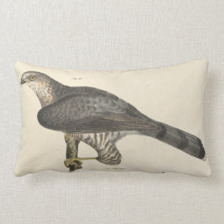 New York State Birds Lumbar Cushion