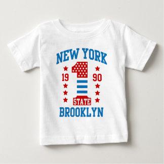 New york state Brooklyn Baby T-Shirt