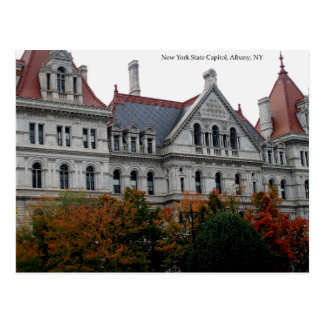 New York State Capitol, Albany, NY Postcard