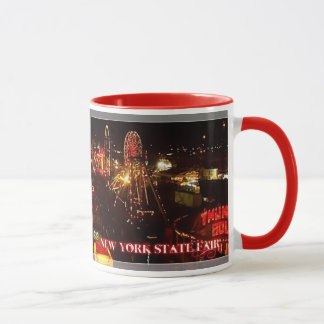 New york state fair coffee mug