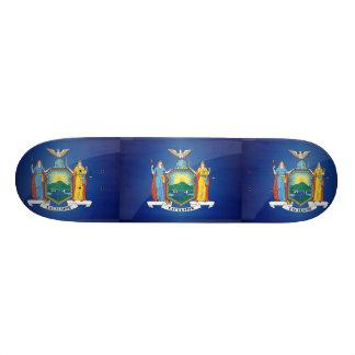 NEW YORK STATE FLAG SKATE BOARD DECKS