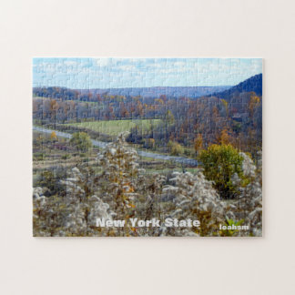 New York State Jigsaw Puzzle
