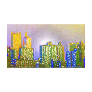 New York State of Mind Canvas Prints