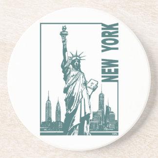 New York-Statue of Liberty Coaster