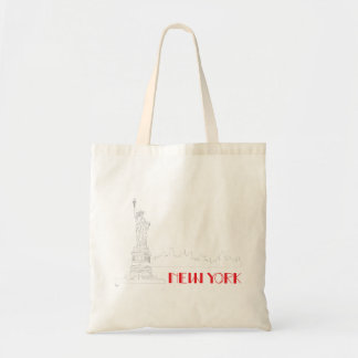 New-York, Statue-of-Liberty Cool Tote Bag
