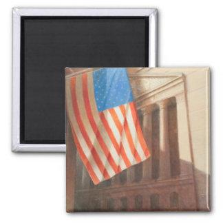 New York Stock Exchange 2010 Magnet