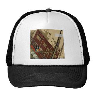 New york streets design cap