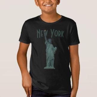 New York T-Shirt Kid's Statue of Liberty Organic