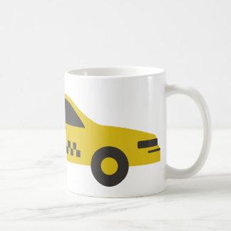 New York Taxi Cab Coffee Mug