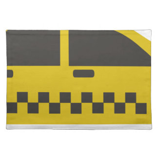 New York Taxi Cab Placemat