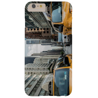 New York Taxi Skyline Barely There iPhone 6 Plus Case