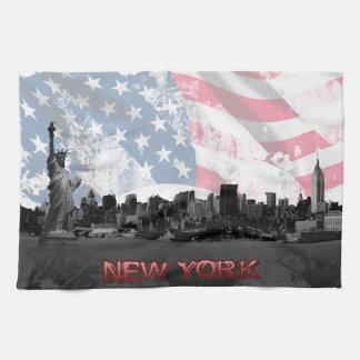 New York Tea Towel