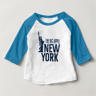 New York | The Big Apple Baby T-Shirt