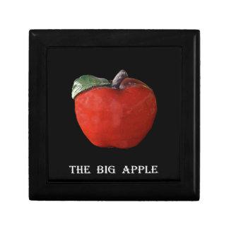 New York The Big Apple Gift Box
