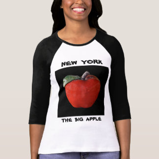 New York The Big Apple T-Shirt