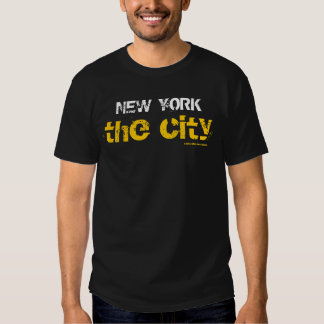 New York the city T Shirt