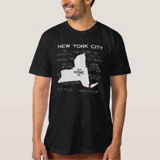 NEW YORK THE HOME OF...Fun Fact Tee